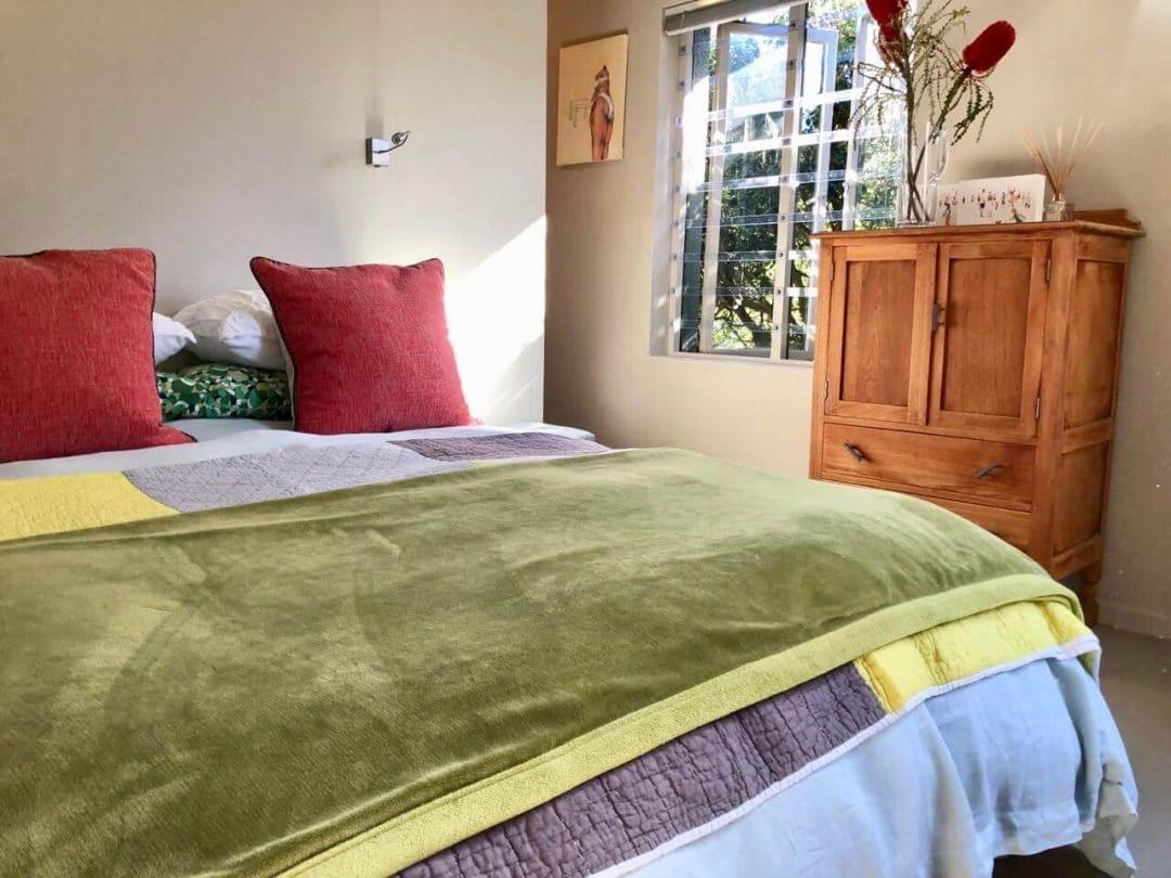 Bedroom 1  - SEAFOAM